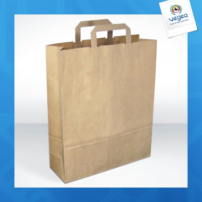Sac en papier personnalisable  recyclé