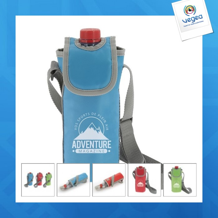 Sac isotherme bouteille 0,5l (+sérigraphie tb21)