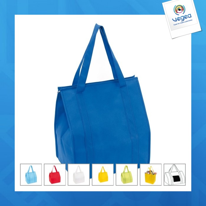 Sac isotherme publicitaire