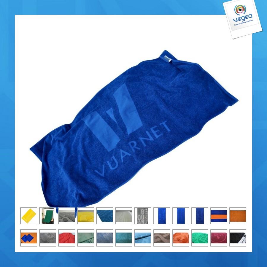 Serviette relief standard 100x150cm sur-mesure