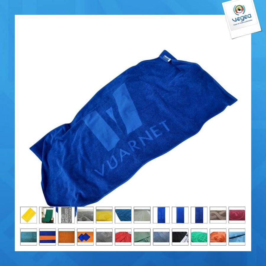 Serviette relief standard 50x100cm sur-mesure