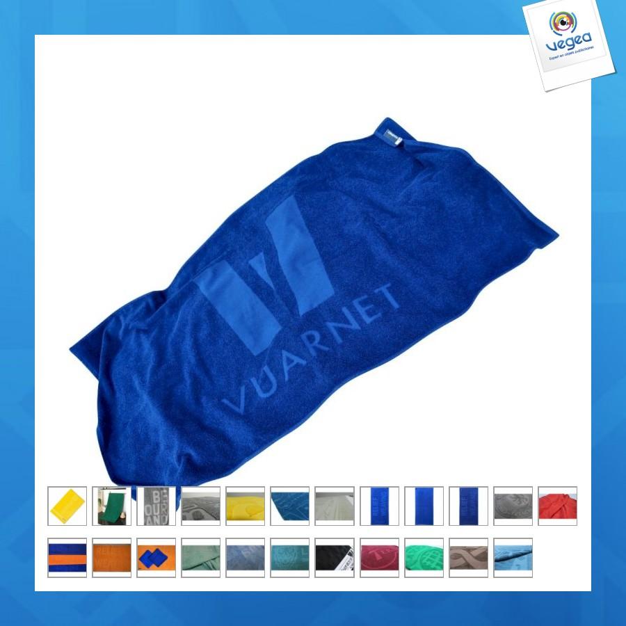 Serviette relief standard 70x140cm sur-mesure