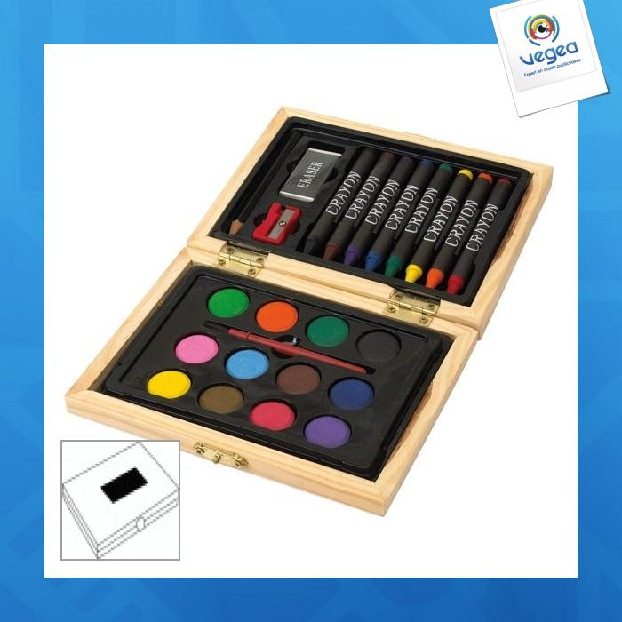 Set de peinture creative colour