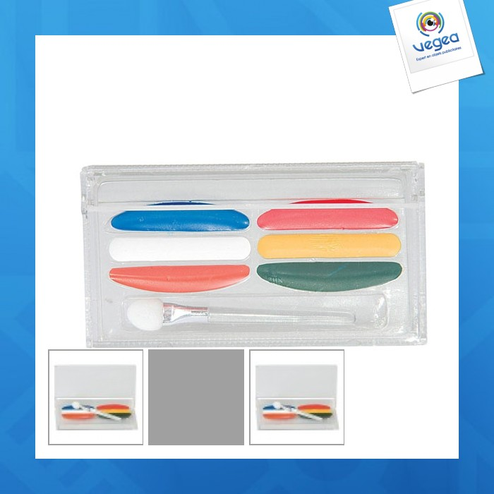 Set peinture colour