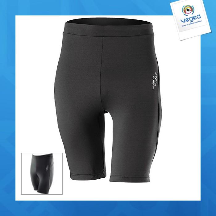 Short cycliste personnalisable homme