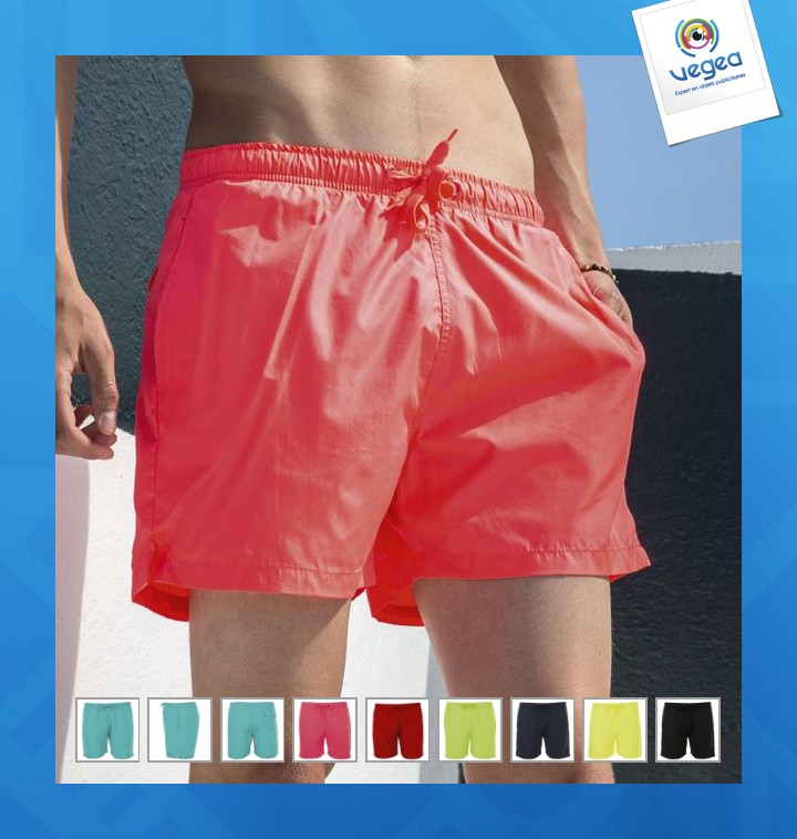 Short de bain homme - sandy