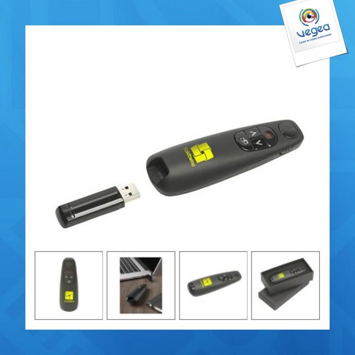 Slideshare pointeur laser personnalisable