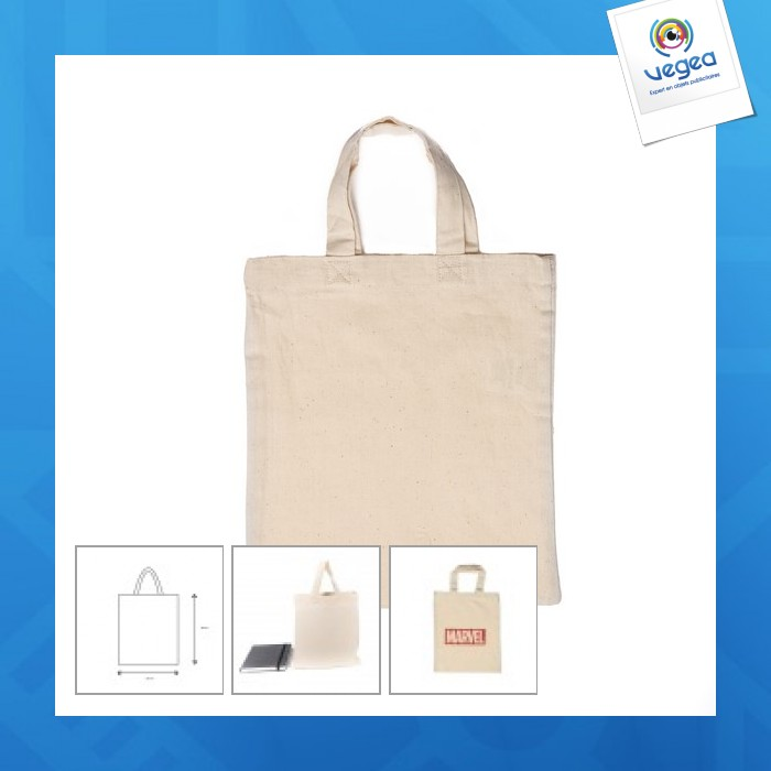 Small cotton bag 22x26cm express 48 hours