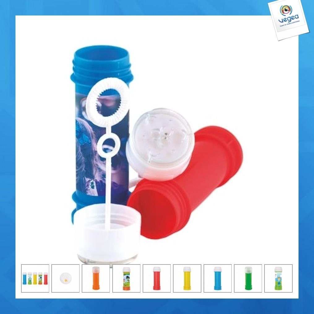 Soap bubble tube