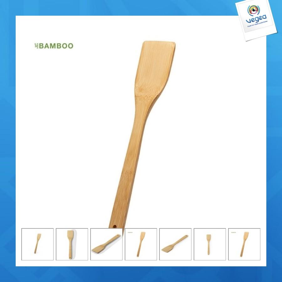 Spatule 30cm en bambou