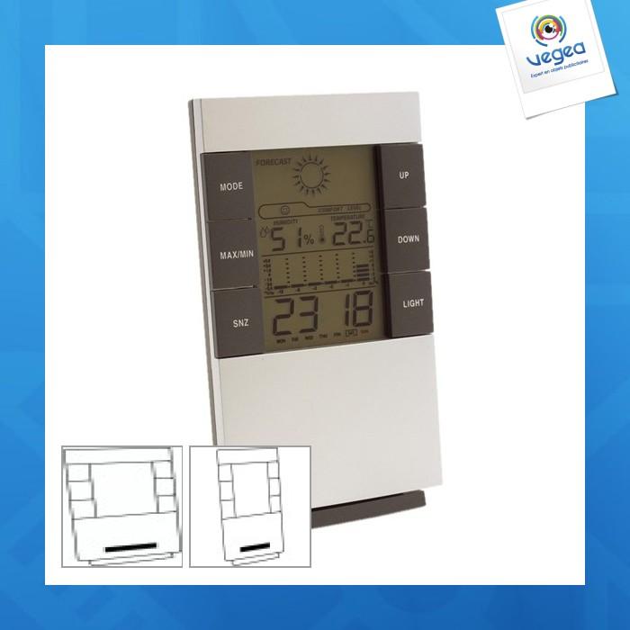 Station météo personnalisée sunny times