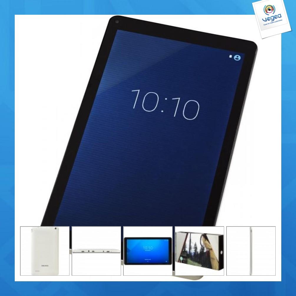 Tablette personnalisable 10