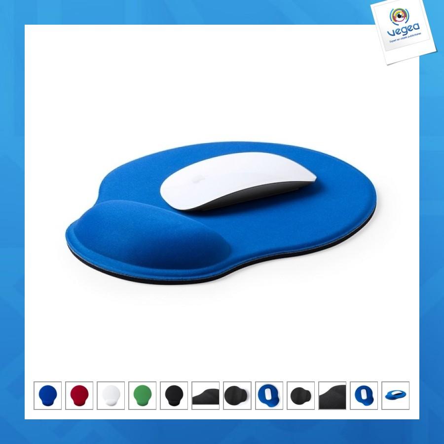 Tapis de souris publicitaire ergonomique