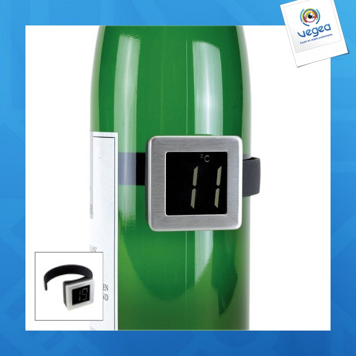 Thermomètre à bouteille digital bolero