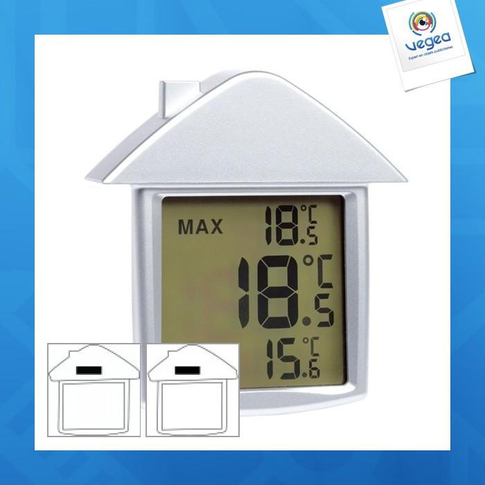 Thermomètre personnalisé comfort
