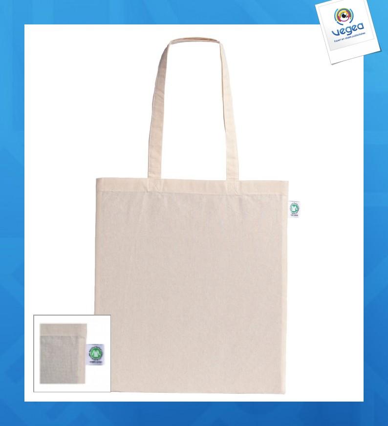 Tote bag personnalisable 150g en coton bio