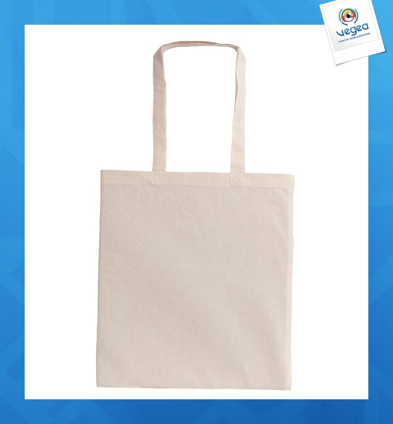 Tote bag personnalisable coton 180g