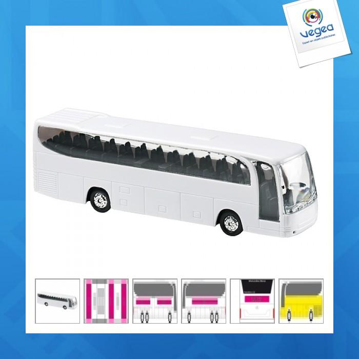 Véhicule miniature autobus grandes distances