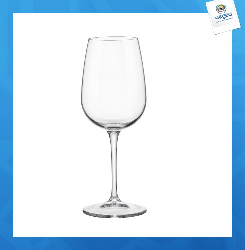 Verre personnalisé  à vin inventa s